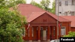 Здание суда в Урус-Мартане