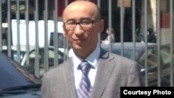 Қазақстанның Сириядағы бұрынғы консулы Бабыр Дәуренбек. Фото автордың жеке мұрағатынан алынды.