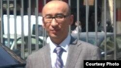 Қазақстанның Сириядағы консулы Бабыр Дәуренбек. Фото автордың жеке мұрағатынан алынды.