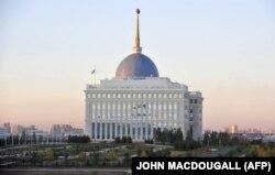Ак-Орда, Президентский дворец в Астане