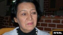 O'zbekistonlik inson huquqlari faoli va shoira Dilorom Ishoqova.