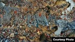 Бітва пад Воршай 1514 году