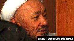 14 жылға сотталған азамат Исматулла Әбдіғаппар. Алматы, 19 қазан 2011 жыл.