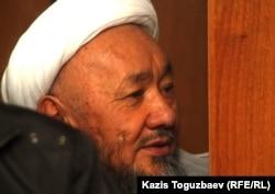 14 жылға сотталған сопылық ілім жетекшісі Исматулла Әбдіғапар. Алматы, 19 қазан, 2011 жыл