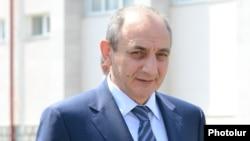 Президент Нагорного Карабаха Бако Саакян