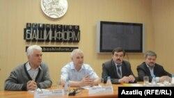 Сулдан уңга: Алик Локманов, Рамил Бигнов, Равил Идрисов, Илдар Габдрафыйков