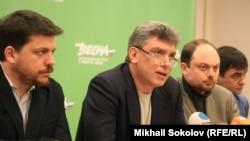 Борис Немцов - последняя пресс-концеренция (20 февраля 2015 года)