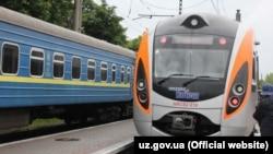 Потяг «Інтерсіті», ілюстраційне фото