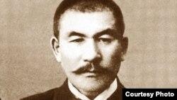 Алихан Букейханов, лидер партии «Алаш», руководитель правительства Казахской автономии «Алаш-Орда».