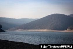 Liqeni i Badovcit.
