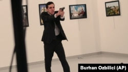 Twenty-two-year-old Mevlut Mert Altintas, a member of Ankara's riot police, assassinated Russian Ambassador Andrei Karlov at an Ankara art gallery on December 19.