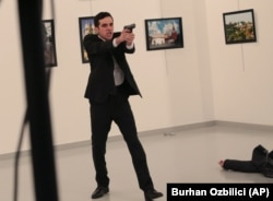 Русия илчесенә аткан кеше