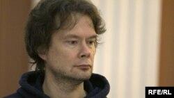 Protest leader Andrey Azharouski