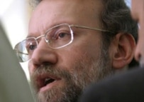 Ali Larijani, Iran's chief negotiator on nuclear affairs (file photo) (RFE/RL)