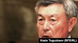 Председатель КНБ Нуртай Абыкаев. Алматы, 16 июля 2010 года.