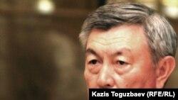 Нұртай Әбіқаев, Қазақстанның Ұлттық қауіпсіздік комитетінің төрағасы. Сурет 16 тамыз 2010 ж. Алматыда түсірілген