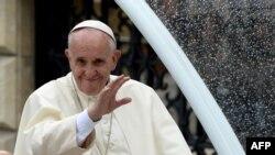 Папа Римський Франциск у Кракові. 27 липня 2016 року