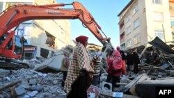 Провинцијата Ван, погодена од земјотресот