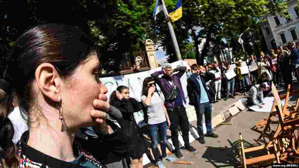 Акции протеста необходимы, как и требования от общества, считает Дмитрий Динзе.