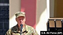 جنرال سکات میلر فرمانده ارشد نیروهای امریکایی و ناتو