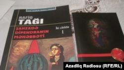 Rafiq Tağının kitablarından