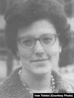 Людмила Штерн в 1963. Фото Иосифа Бродского