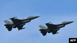 Borbeni avioni F-16