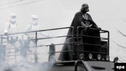 """Ilustrativna fotografija - Darth Vader, lik iz kultnog filma """"Star Wars"""""""