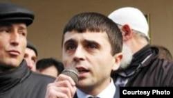Вице-премьер присоединенного Россией Крыма Руслан Бальбек
