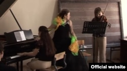 Занятия в Уральской консерватории имени М. П. Мусоргского в Екатеринбурге