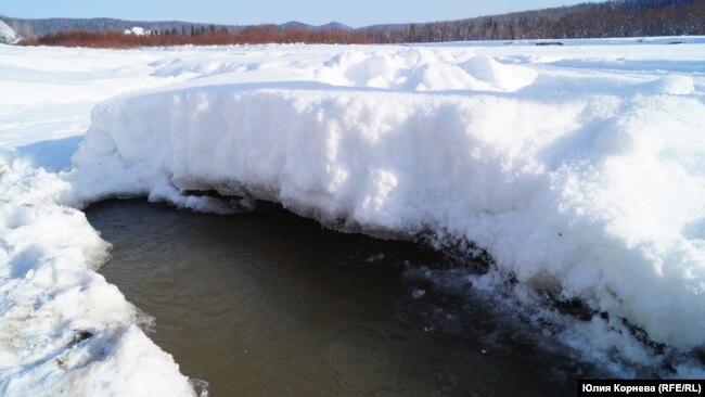 Лебедь өзені.
