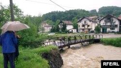Poplave u BiH, Foto: Maja Nikolić