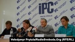 Прес-конференція керченських журналістів, 9 вересня 2013 року