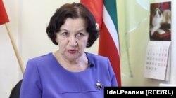 Гульсина Сибгатуллина