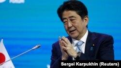 Синдзо Абэ, Жапония премьер-министрі.