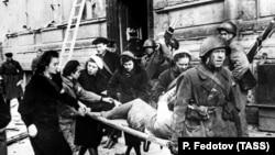 Блокада Ленинграда, 1943 год