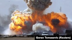 2011 йилдан бери Ливияда беқарорлик ҳукм сурмоқда.