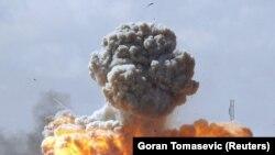 Sukobi u Bengaziju