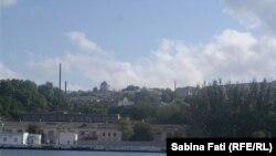 Sevastopol, văzut dinspre mare