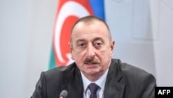 Президент Азербайджану Ільгам Алієв