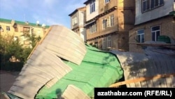 Лебапский велаят Туркменистана, 27 апреля, 2020