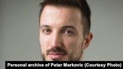 Petar Marković, predavač na Slobodnom Univerzitetu (Free University) u Briselu