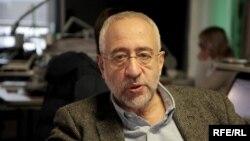 Журналист Николай Сванидзе