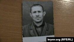 Ayşe Kadırovanıñ babası