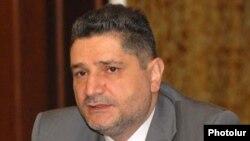 Премьер-министр Армении Тигран Саргсян (архив)