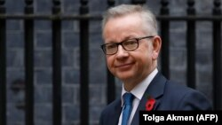 """Senior cabinet minister Michael Gove said the report was """"going through the appropriate procedure,"""" adding that it will be published """"in due course."""""""