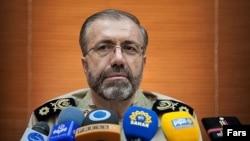 حسین ذوالفقاری، فرمانده مرزبانی نیروی انتظامی جمهوری اسلامی