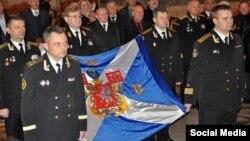 Освячення прапора «Севастопольского Морского Собранія», 29 листопада 2013 року
