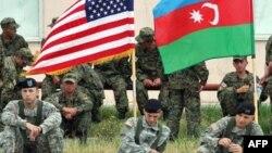 Azərbaycan ordusu Gürcüstanda NATO təlimlərində