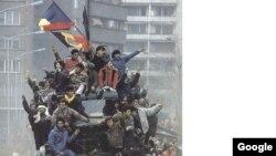 România, decembrie 1989.